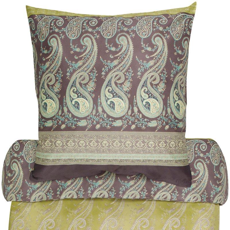bassetti bettw sche mako satin scauri herbstgr n. Black Bedroom Furniture Sets. Home Design Ideas